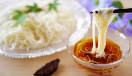 そうめんに合うおかずやスープで栄養&ボリュームアップ!付け合わせ献立例も!