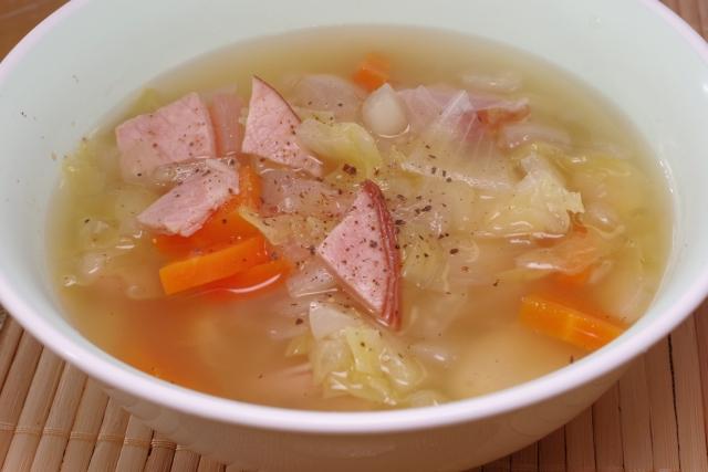 グラタンに合うおかずやスープ