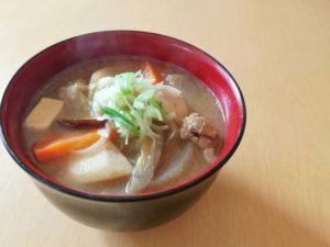 チキン南蛮に合うスープ