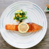 鮭のムニエルに合う副菜