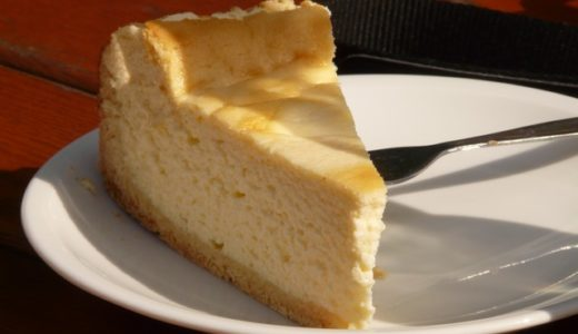 チーズケーキに合う飲み物やソースは?ちょっとおしゃれに演出したい!