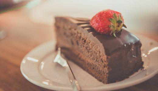 チョコケーキの付け合わせ合うものは?飲み物は何を合わせる?