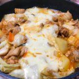 チーズタッカルビの付け合わせに合うおかずやスープ