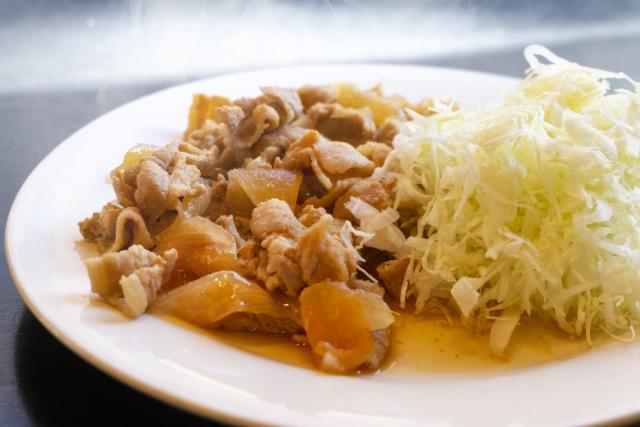 豚の生姜焼きに合うおかずやスープ