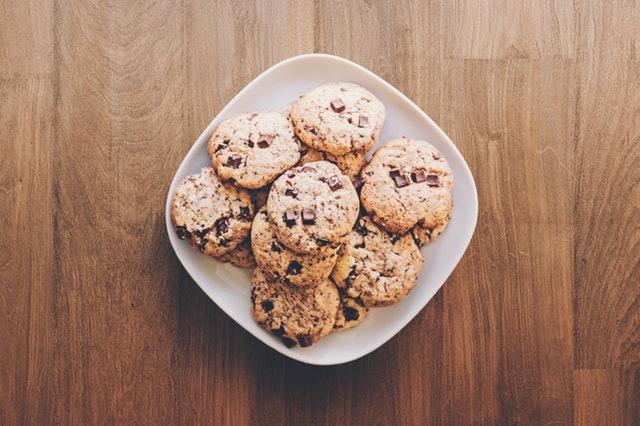 チョコチップクッキーに合う付け合わせや飲み物