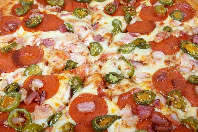 ピザに合うおかずやスープ
