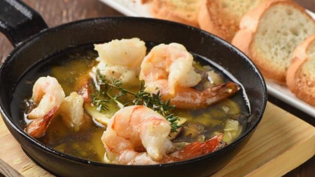 アヒージョにもう一品合う料理やスープ