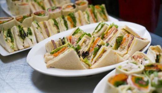 サンドイッチに合うおかずや飲み物は?もう一品ほしいときの献立例はこれ!