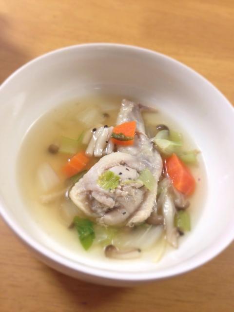 豚の角煮に合うおかずやスープ