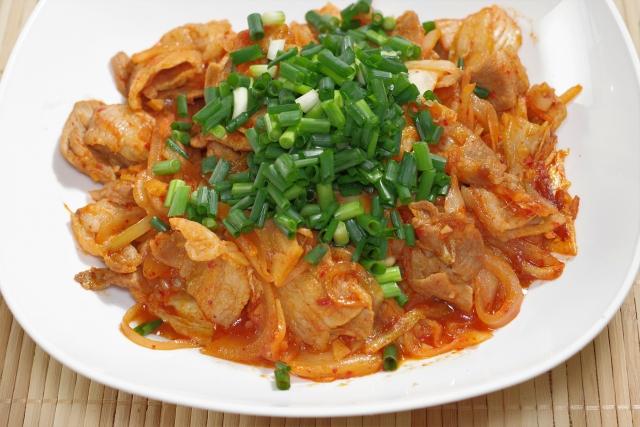 韓国風冷麺に合うおかずやスープ