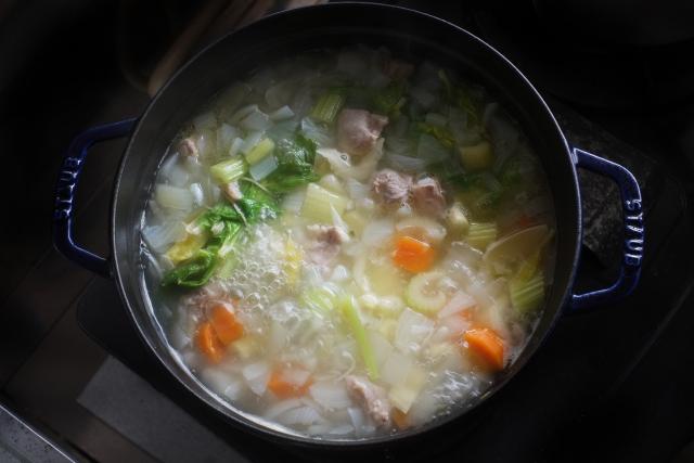 エビフライにもう一品合うおかずやスープ