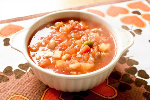 ガーリックトーストにもう一品合う料理やスープ