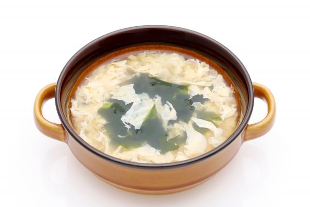 天津飯に合うおかずやスープ