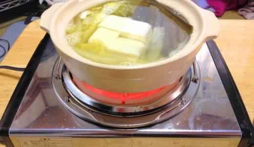 湯豆腐に合う料理って?もう一品ほしいときのおかずやスープに献立例!