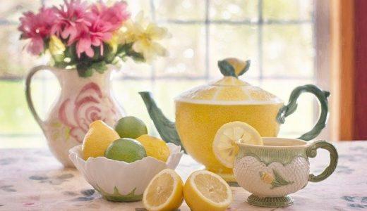 レモンティーに合う食べ物やお菓子は?献立例も考えてみた!