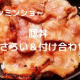 ケンミンショー北海道「豚丼」作り方のおさらいと付け合わせに合う料理