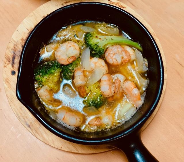 【青空レストランレシピ】「ちりめん山椒のアヒージョ」作り方おさらい&付け合わせ
