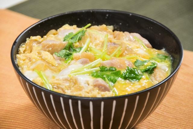 上沼恵美子のおしゃべりクッキング「鶏のかき玉丼」作り方おさらい&付け合わせ