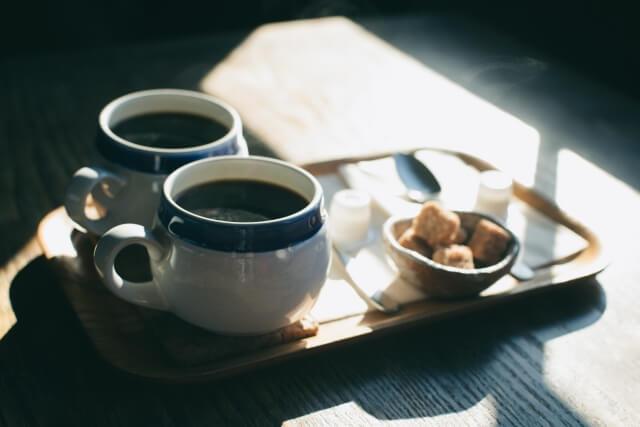 中深煎りコーヒーに合う食べ物やお菓子は?おうちカフェの献立例も!