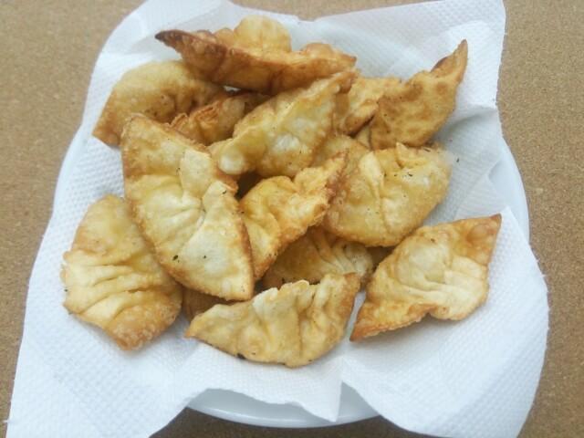 上沼恵美子のおしゃべりクッキング「牛肉の揚げギョーザ」レシピと付け合わせ!